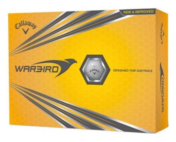 Warbird 17 Golf Balls - 1 Dozen-4036029