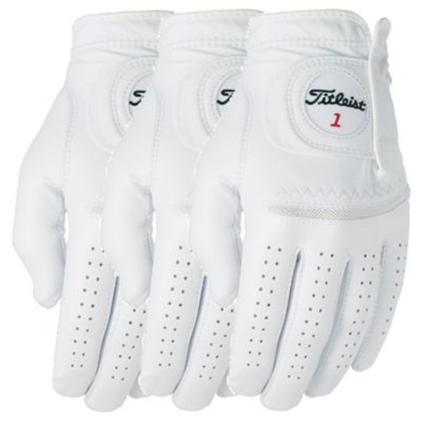 Perma-Soft Golf Gloves (3-Pack)-4036042