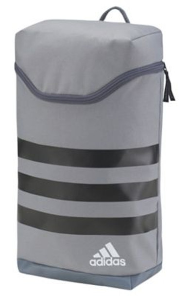 3-Stripes Shoe Bag - Grey/Black-4036043