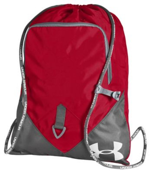 Undeniable Sackpack - Red-4036048