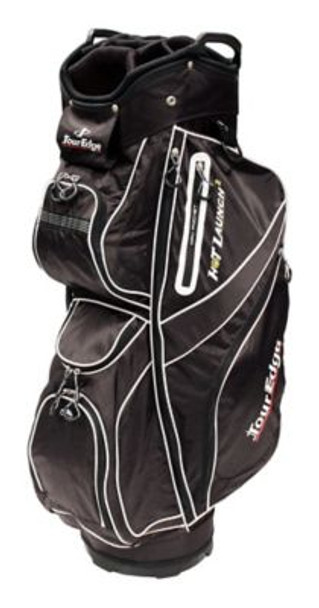 Hot Launch 2 Cart Bag - Black-4036060