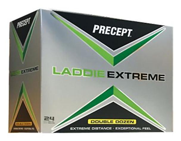 Precept Laddie Extreme Double Dozen Golf Balls-4036064