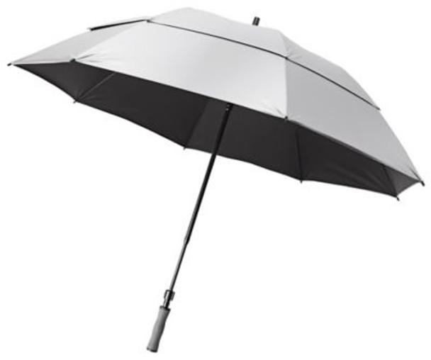 Telescoping UV Umbrella - Silver-4036092