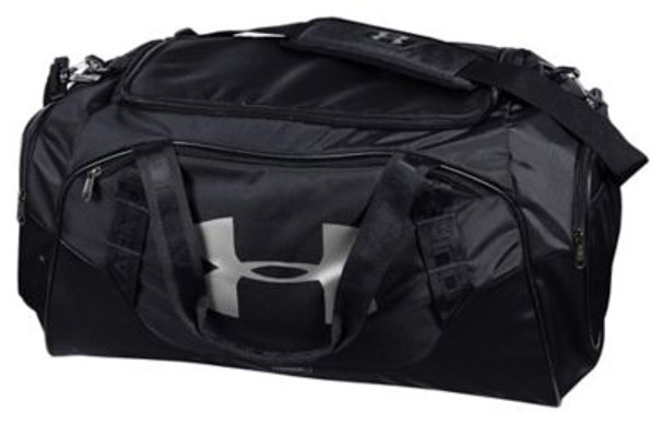 Undeniable Medium Duffle 3.0 - Black-4036148