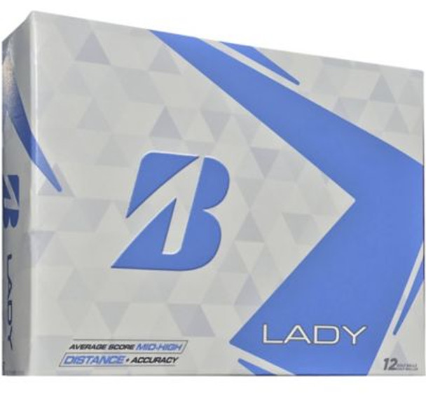 Lady Precept Golf Balls - 1 Dozen-4036289