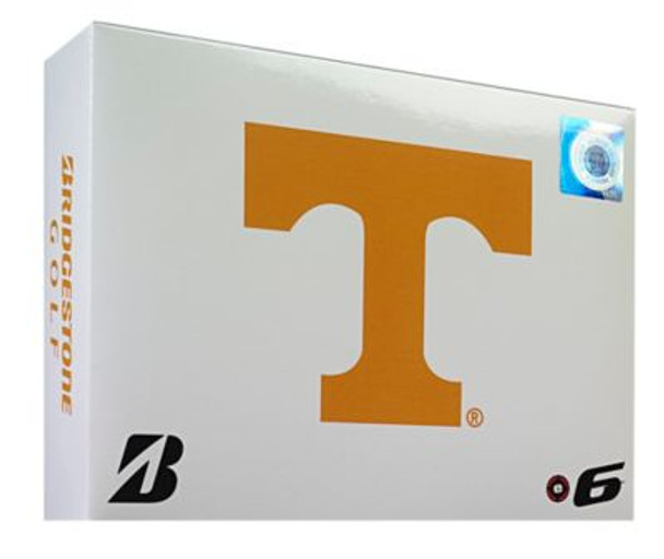 NCAA e6 Tennessee Volunteers Golf Balls - 1 Dozen-4036308