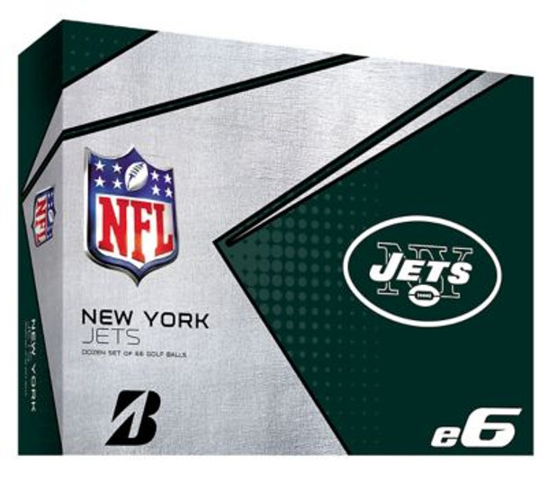 NFL e6 New York Jets Golf Balls - 1 Dozen-4036333