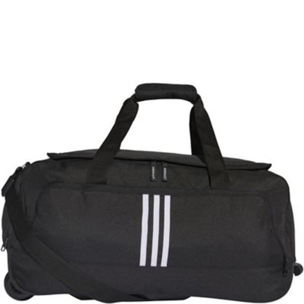 Medium Wheeled Duffle Bag - Black-4036372