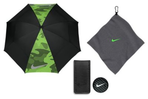 Golf Accessory Kit - Voltage Green-4036379