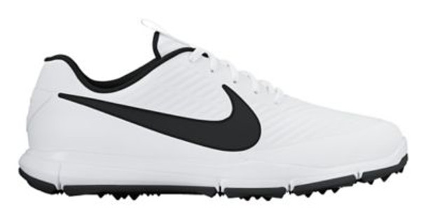 Explorer 2 Men's Golf Shoes - White/Black-4036387