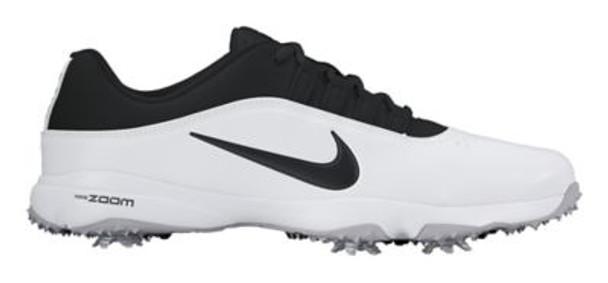 Air Zoom Rival 5 Men's Golf Shoes - White/Black-4036395