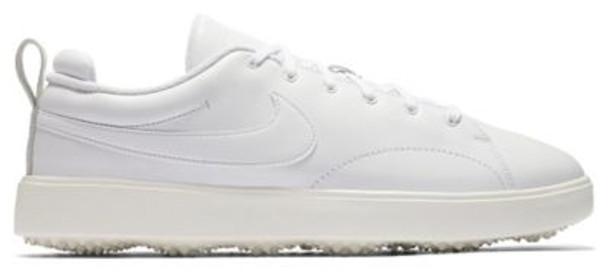Course Classic Men's Golf Shoes - White-4036413