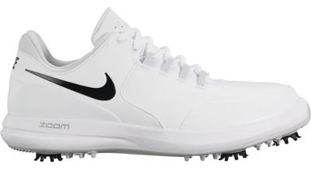 Air Zoom Accurate Men's Golf Shoes - White/Black-4036415