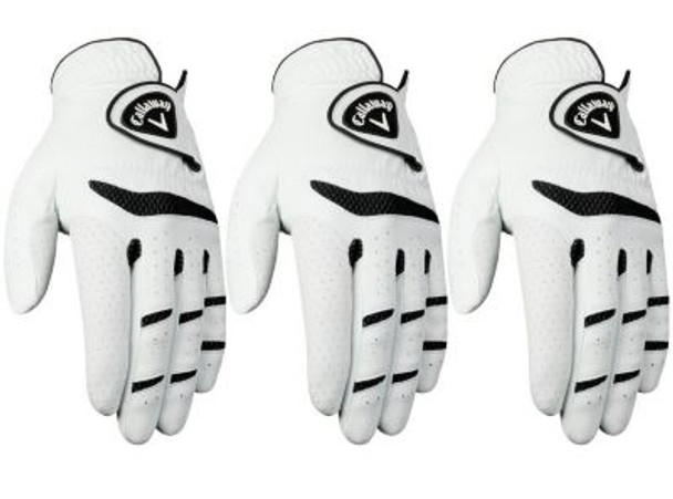 Fusion Pro Golf Glove (3-Pack)-4036465