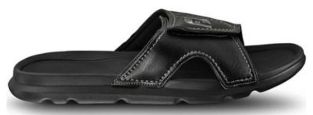 Men's Slide Sandals - Black/Charcoal-4036566