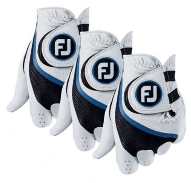 ProFLX Men's Golf Gloves (3-Pack)-4036570