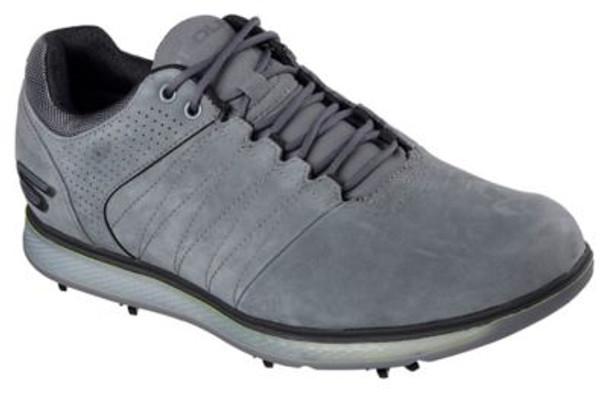 Go Golf Pro 2 Men's Golf Shoes - Charcoal/Black-4036616