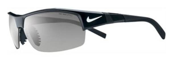 Show X2 Sunglasses - Black Frame/Grey Lens and Orange Blaze Lens-4036708