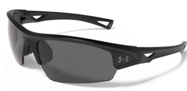 UA Octane Sunglasses - Satin Black/Black-4036714