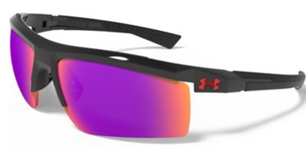 UA Core 2.0 Sunglasses - Shiny Black/Black-4036717
