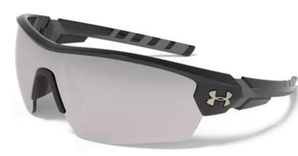 UA Rival Sunglasses - Shiny Black/Black-4036718