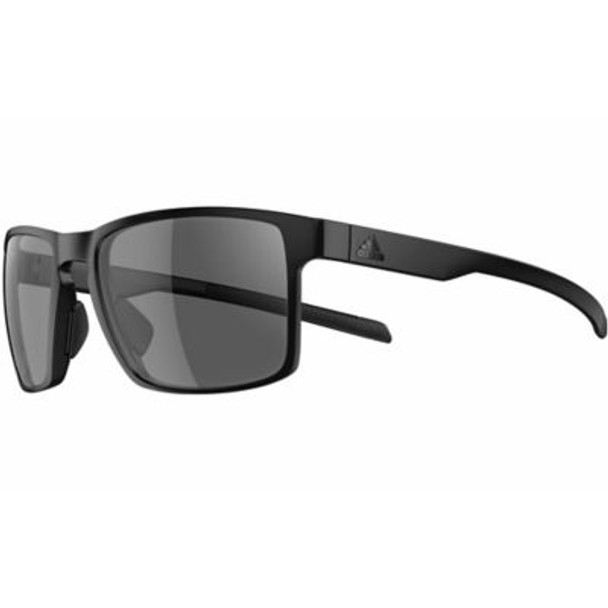 Wayfinder Sunglasses - Black Matte/Grey-4036734