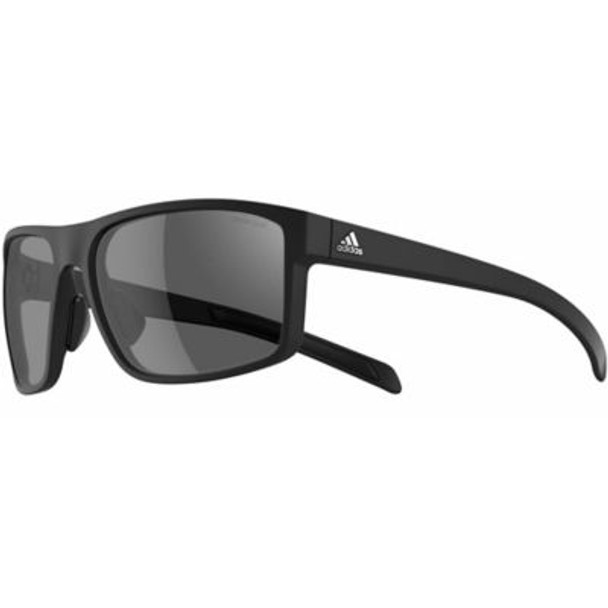 Whipstart Sunglasses - Black Shiny/Grey-4036735