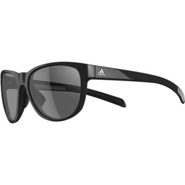 Wildcharge Sunglasses - Black Shiny/Grey-4036736