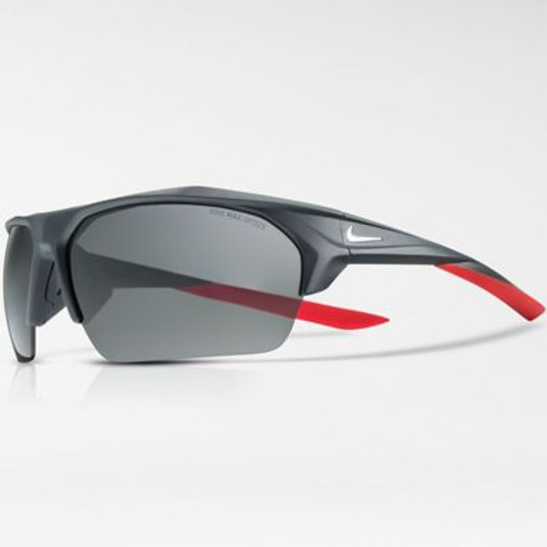 Terminus Sunglasses - Matte Anthracite/White-4036739
