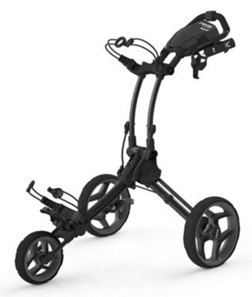 Rovic RV1C Golf Push Cart - Charcoal-4036772