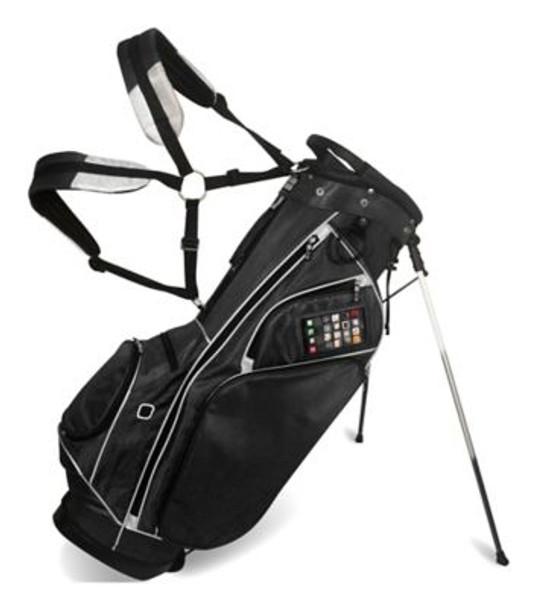 CL450 Stand Bag - Black/White-4036791