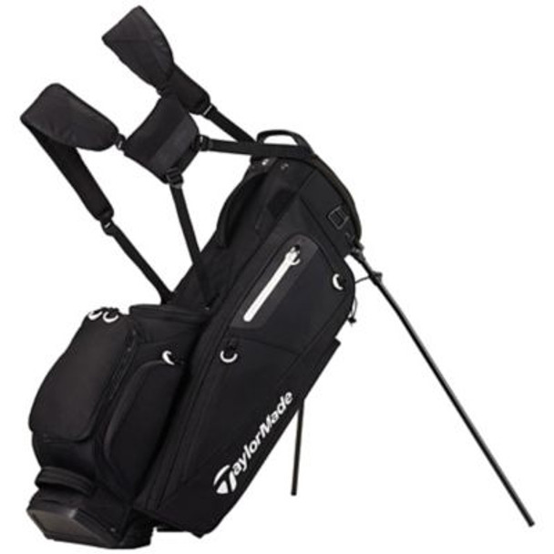 Flextech Stand Golf Bag - Black-4036816