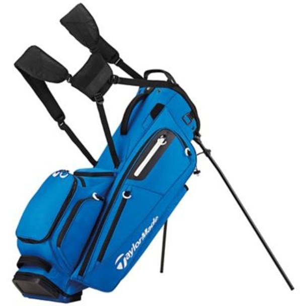 Flextech Stand Golf Bag - Royal-4036817