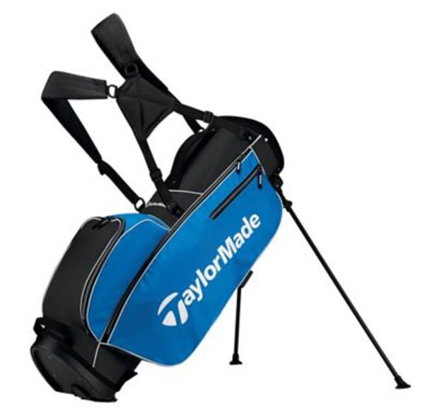 5.0 Stand Golf Bag - Blue/Black/White-4036845