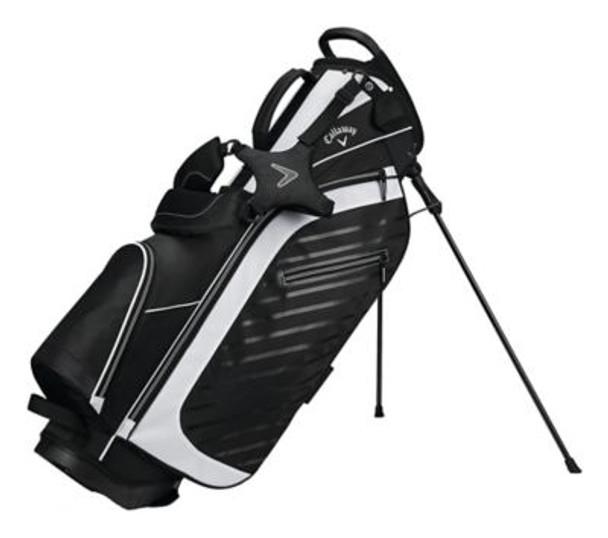 Fairway Stand Bag - Black/White-4036849