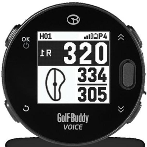 Voice X GPS Rangefinder - Black-4036899
