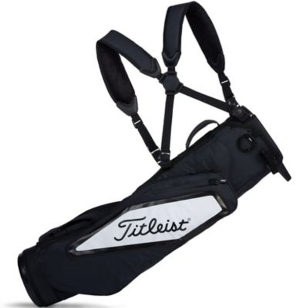 Premium Carry Golf Bag - Black-4036904