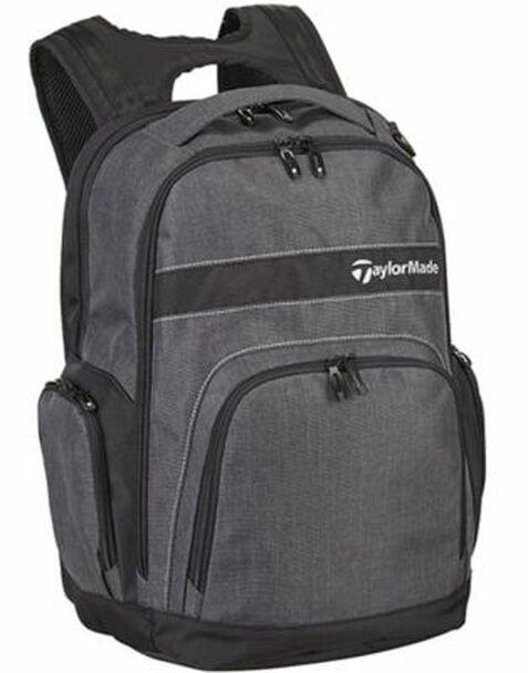 Players Backpack - Charcoal/Black-4036910