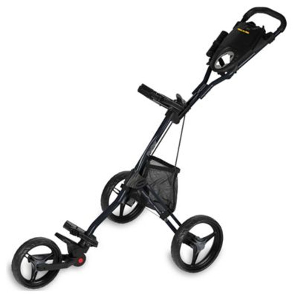 Express DLX Pro Push Cart - Matte Black/Charcoal-4036917
