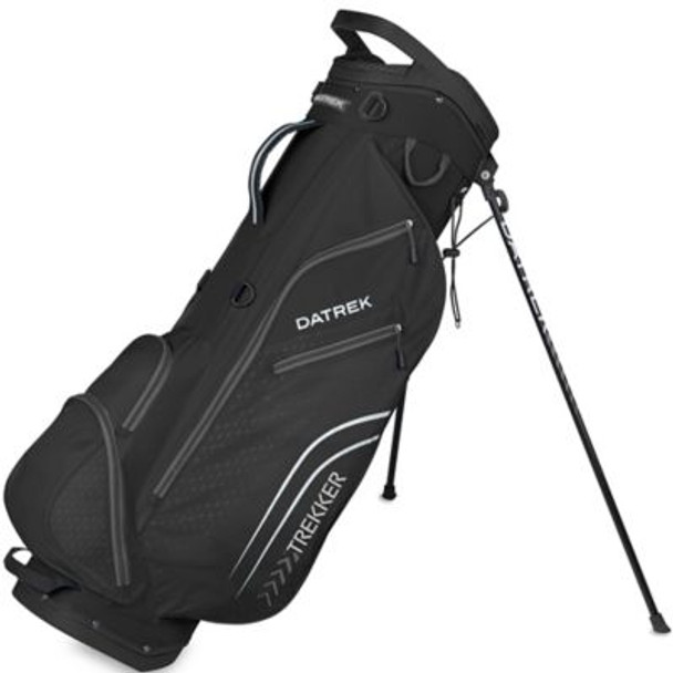 Datrek Trekker Ultra Lite Stand Bag - Black/Charcoal-4036952