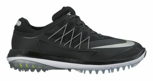Lunar Control Vapor Men's Golf Shoes - Black/Silver/White-4036964