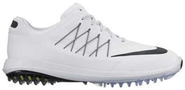 Lunar Control Vapor Men's Golf Shoes - White/Black-4036965