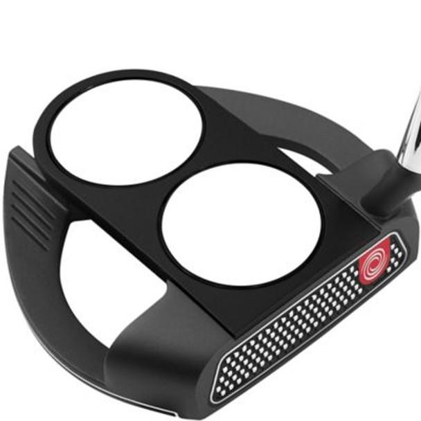 O-Works Black 2-Ball Fang S Putter - Winn Mid-4037091