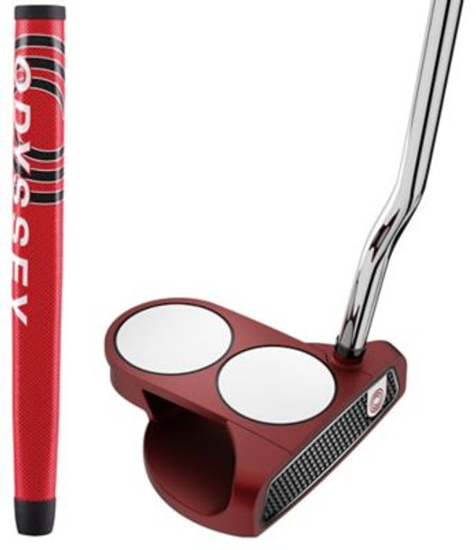 O-Works Red 2-Ball Putter-4037106