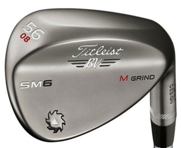 SM6 Steel Grey Wedge-4037159