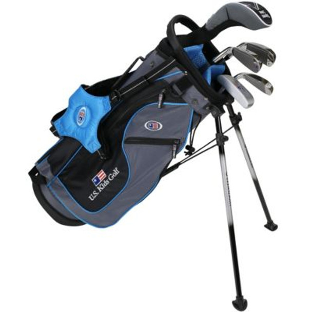Golf UL48-u 5 Club Stand Set - Grey/Teal Bag-4037172