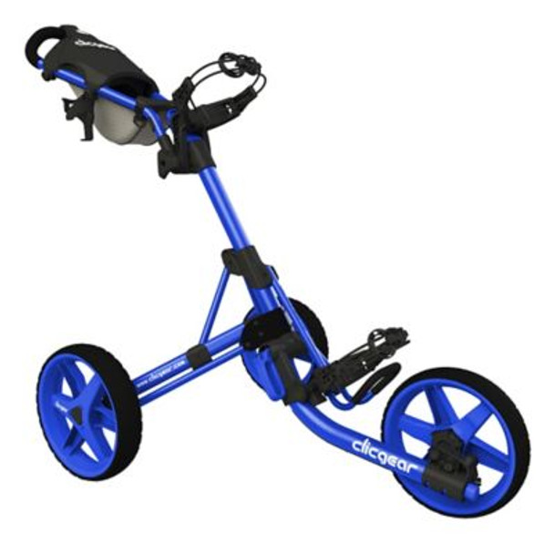 Model 3.5+ Push Cart - Blue-4037212