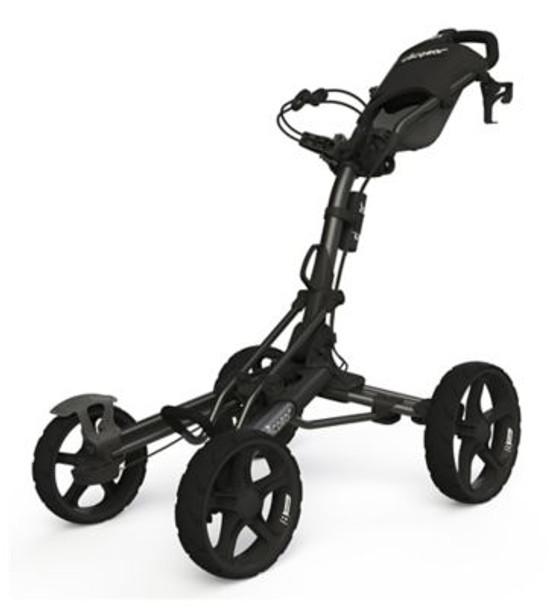 Model 8.0 Golf Push Cart - Charcoal-4037213