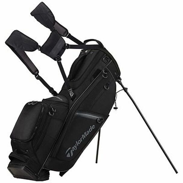 Flextech Crossover Stand Golf Bag - Black-4037254