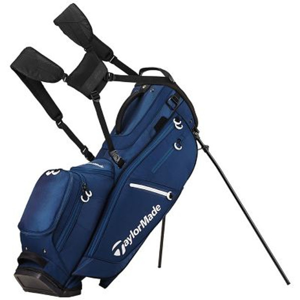 Flextech Crossover Stand Golf Bag - Navy-4037255